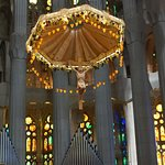 Altar de La Sagrada Familia