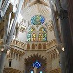 Detalles de la Sagrada Familia
