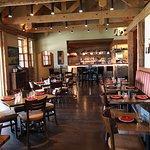 Inside Terrafina Restaurant