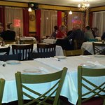 1/2 Empty Restaurant