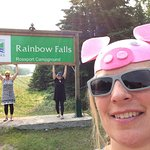 Rainbow Falls Provincial Parkの写真