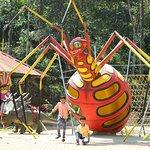 Big Ant Statue at Kids Zone, E3 Theme Parks