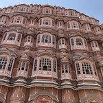 Amazing palace in Jaipur