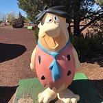 Bild från Flintstone's Bedrock City