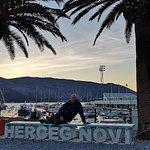 ภาพถ่ายของ Promenade of Herceg Novi