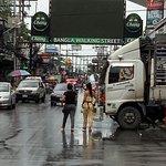 ภาพถ่ายของ ถนนบางลา