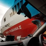 塔斯马尼亚精神号渡轮照片