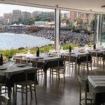 sala nuovo  ristorante Andrew's Faro