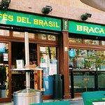 Cafés del Brasil - Bracafé - Comte d´Urgell,35 - Barcelona