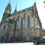 Собор Петра и Павла в Брно Чехия
