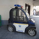 At the Souq - high speed pursuit vehicle?