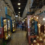 Inside theSouq - handcraft alley