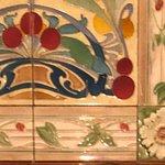 Tiled decor