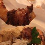 bacon wrapped shrimp