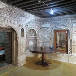 Frescoes in Heritage suite