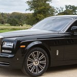 Travel in luxury with Rolls Royce Phantom