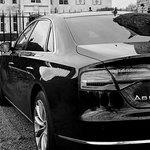 London Gatwick executive chauffeurs