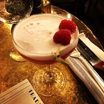 Highly recommend the truffle pasta. The raspberry gin is awesome too. Beautiful decor and prime