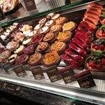 разнообразие вкусностей