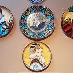 Minton porcelain