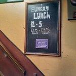 Sunday Lunch Served
