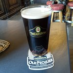 A Creamy Pint of Old Peculier