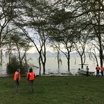 Hells gate national park,lake Oloiden and mt longonot national park.real adventure.