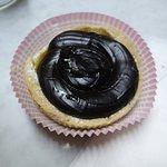 Chocolate tart from Starbene