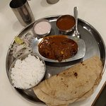 Very nice and testy food. We took surmai thali and mutton thali and both of them were good in ta