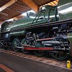 American Alco 141 steam locomotive