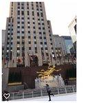 ภาพถ่ายของ Rockefeller Center