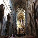 صورة فوتوغرافية لـ كاتدرائية سانت فيتوس