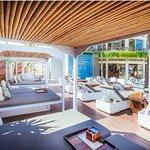 Foto van Cocoon Restaurant Bar Beach Club