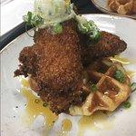 Buttermilk Chicken & Waffle