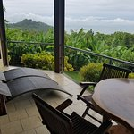 Balcony - Tulemar Bungalows & Villas Photo