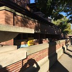Photo of Frank Lloyd Wright's Robie House