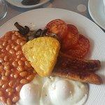 Yummy breakfast!