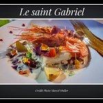 Le Saint Gabriel sur le port de Toulon