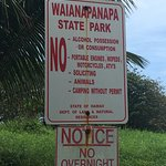 Wai'anapanapa State Park resmi
