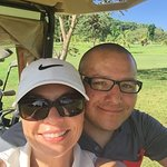 Excited to get our golf on in Jamaica ⛳