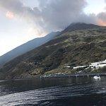 Fotografie: Stromboli Volcano