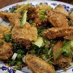 Salt & Pepper Wings