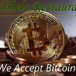We accept bitcoin!