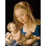 Durer - Madonna and Child