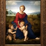 Raphael - The Madonna of the Meadow