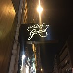 Chef Garozzo Restaurant Italien Sicilien Foto