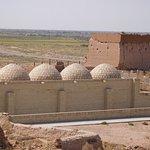 Mizdakhan Necropolis Foto