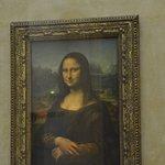 Mona Lisa, of course!