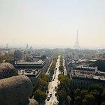 Arc de Triomphe (Triumphbogen) Foto