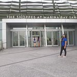 Foto de The Shoppes at Marina Bay Sands